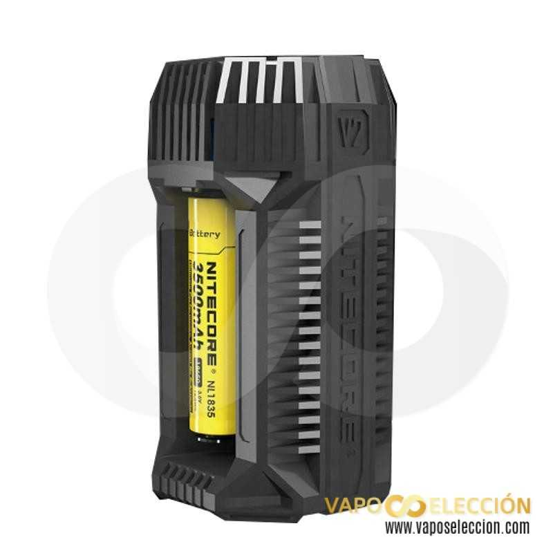 CARGADOR V2 IN CAR SPEEDY BATTERY CHARGER | NITECORE