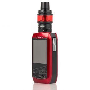 POLAR 220W + CASCADE BABY SE 2ML KIT BLACK RED | VAPORESSO