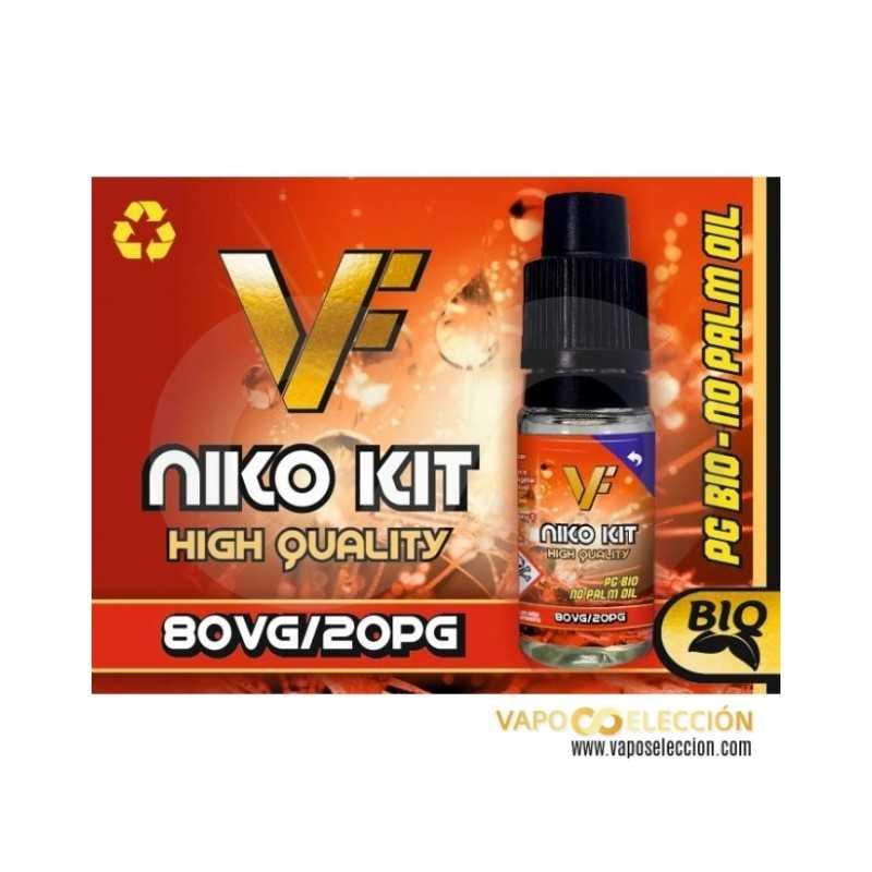VAPFIP NICOKIT 0 MG 20/80 10 ML