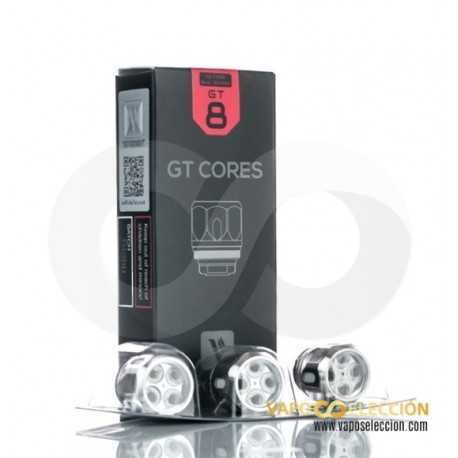 VAPORESSO GT2 CORE FOR NRG TANK PACK 3 UDS.