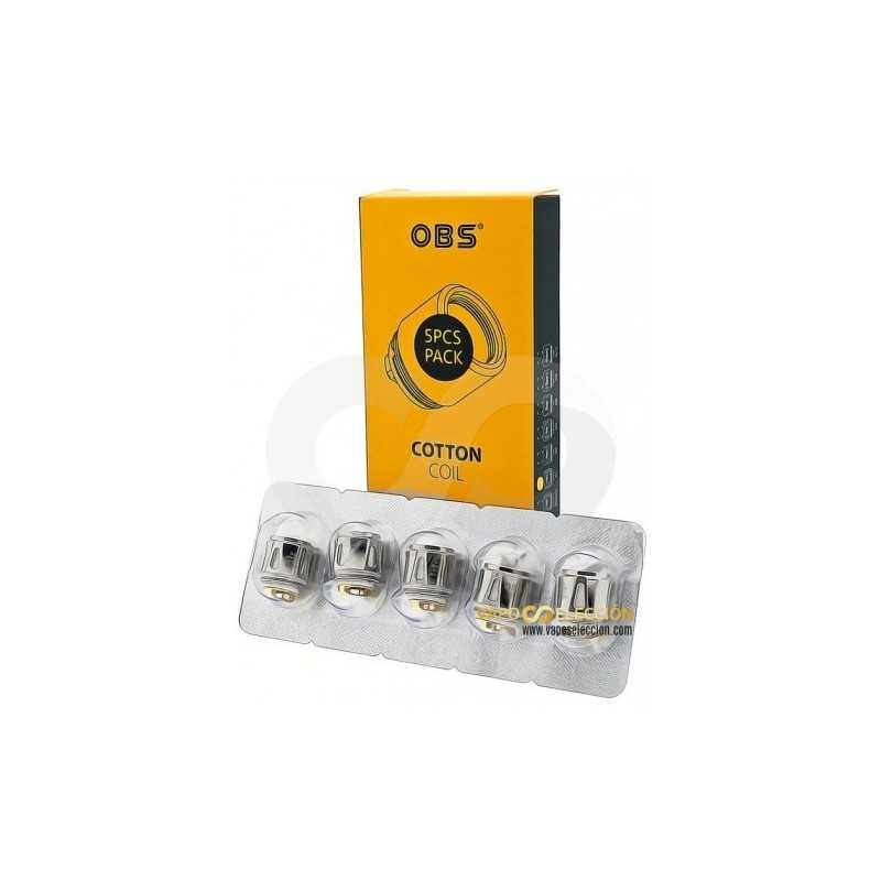OBS CUBE COIL M1 0.2 OHM 5UDS