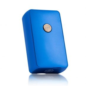 DOTMOD BOX DUAL MECH MOD ROYAL BLUE | DOTMOD