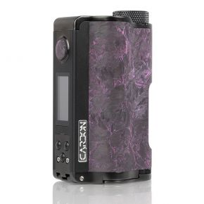 TOPSIDE DUAL YIHI CARBON EDITION SQUONK MOD MAGENTA | DOVPO