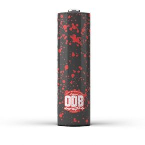 ODB WRAPS 18650 PACK 4UDS BLOOD SPLATTER | ODB
