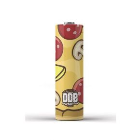 ODB WRAPS 20700/21700 PACK 4UDS PINEAPPLE | ODB