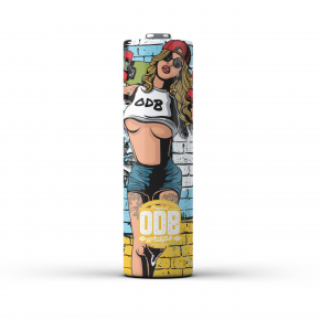 ODB WRAPS 20700/21700 PACK 4UDS TEAGAN | ODB