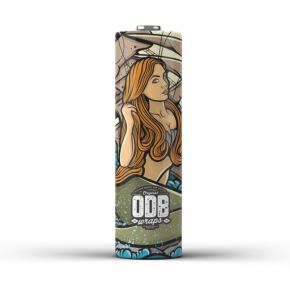 ODB WRAPS 20700/21700 PACK 4PCS MERMAID | ODB
