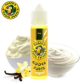 FLAVOUR QUACKS JUICE FACTORY GOOSE 60ML | QUACKS JUICE