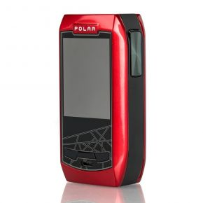 POLAR 220W BOX MOD RED | VAPORESSO