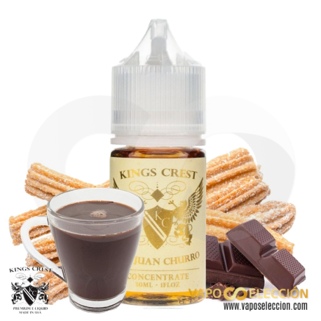 AROMA DON JUAN CHURRO 30ML | KINGS CREST