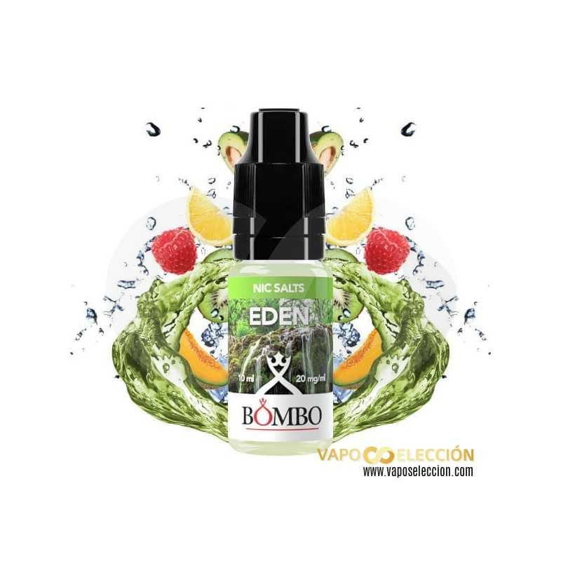SALT EDEN 20MG 10ML | BOMBO ELIQUIDS