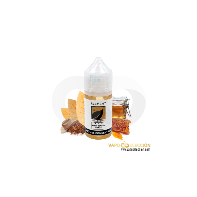 FLAVOUR HONEY ROASTED TOBACCO 30ML | ELEMENTS