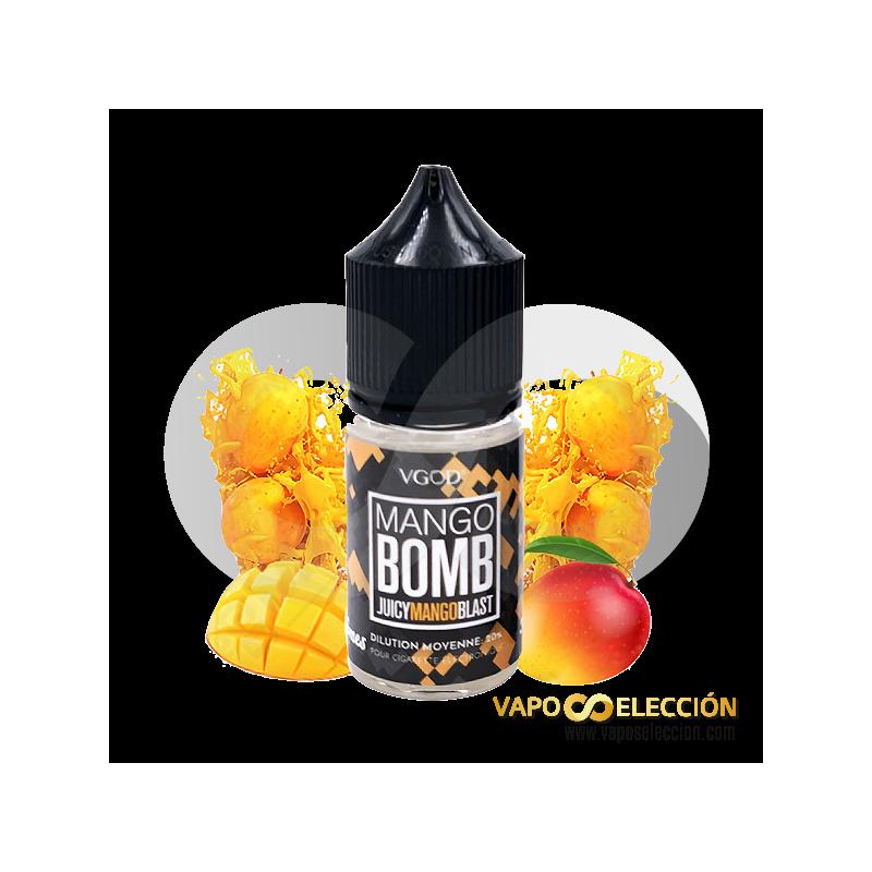 FLAVOUR MANGO BOMB 30ML |VGOD
