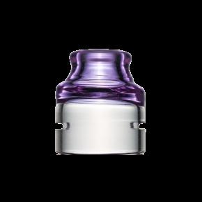 SPECTRUM CAP DOTRDA 24MM / V1.5 VIOLET | TRINITY GLASS