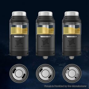 PRE-VENTA WIDOWMAKER RTA 25MM SILVER | VANDY VAPE