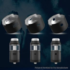 PRE-VENTA WIDOWMAKER RTA 25MM GREY MATT | VANDY VAPE