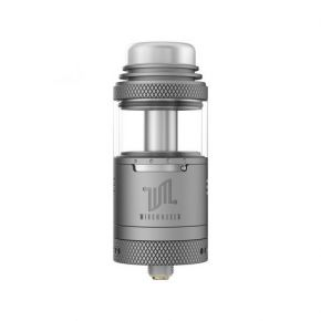 WIDOWMAKER RTA 25MM FROSTED GREY | VANDY VAPE |* PRODUCTO SIN NICOTINA *|