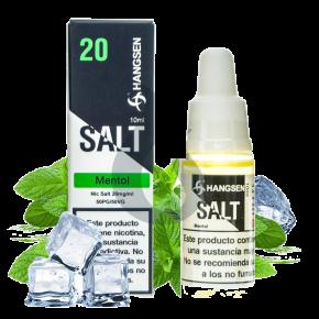 SALT MENTHOL 20MG 10ML | HANGSEN