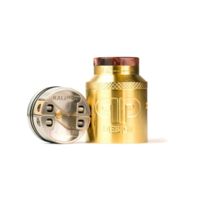 KALI V2 RDA 25MM BRASS EDITION BF | QP DESIGN