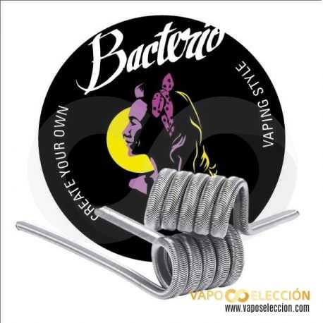 BACTERIO COIL MAD F*CKING COIL N80 0,26/0.13Ω