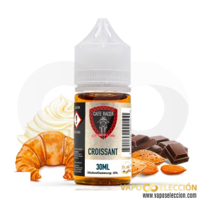 AROMA CROISSANT CAFÉ 30 ML | CAFE RACER |* NICOTINE-FREE PRODUCT *|