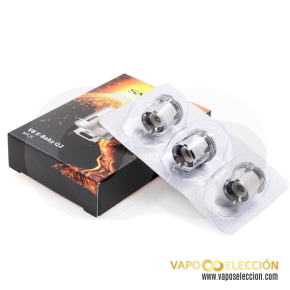 COILS TFV8 X BABY Q2 PACK 3 UDS   SMOK   * NICOTINE FREE PRODUCT *  