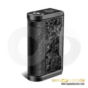 CENTAURUS DNA 250C MOD BLACK OSTRICH CHOPPED | LOSTVAPE |* PRODUCT WITHOUT NICOTINE *|