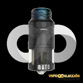 MATO RDTA 24MM MATTE BLACK | VANDY VAPE |* PRODUCTO SIN NICOTINA *|