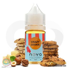FLAVOUR CRAZY COOKIE 30ML | NOVA |* PRODUCT WITHOUT NICOTINE *|
