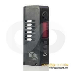 ODIN MINI DNA75C BOX MOD BRUSHED BLACK | DOVPO |* NICOTINE-FREE PRODUCT *|