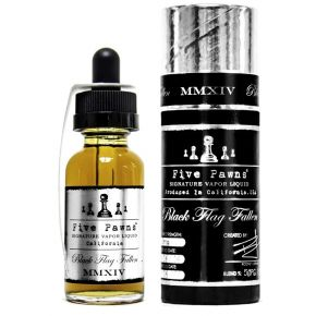 Five Pawns Black Flag Fallen 30ml Limited Edition