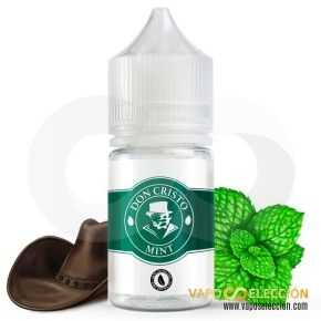 FLAVOUR DON CRISTO MINT 0% SUCRALOSE 30ML | DON CRISTO |* PRODUCT WITHOUT NICOTINE *|