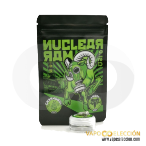 COILS NUCLEAR RAM CHERNOBYL COILS 0.12OHM 2UDS | CHARROCOILS |* PRODUCT WITHOUT NICOTINE *|