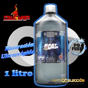 ULTRA-FAST BASE FAST4VAP 50PDO/50VG 1000ML | OIL4VAP |* NICOTINE-FREE PRODUCT *|