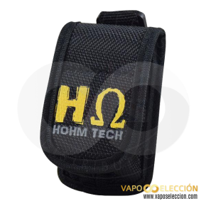 BATTERY PROTECTIVE CASE 2 BAY | HOHM |* PRODUCT WITHOUT NICOTINE *|