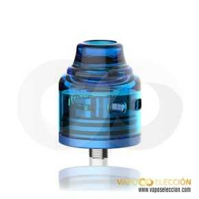 WASP NANO S RDA TRANSPARENT BLUE | OUMIER |* PRODUCT WITHOUT NICOTINE *|