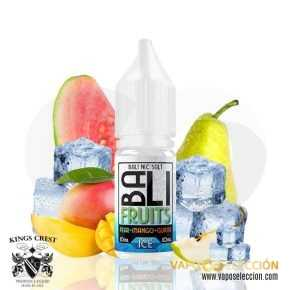 SALT BALI FRUITS PEAR MANGO GUAVA ON ICE 10MG 10ML | KINGS CREST