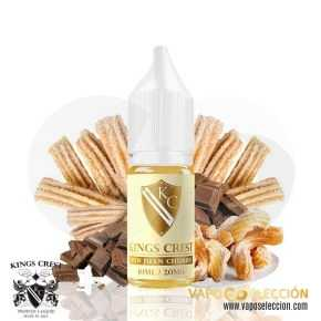 SALT DON JUAN CHURRO 20MG 10ML | KINGS CREST