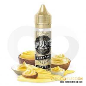 ELIQUID CLASSIC 50ML | HARLEY´S ORIGINAL |* PRODUCT WITHOUT NICOTINE *|