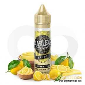 LIQUID LEMON 50ML | HARLEY´S ORIGINAL |* NICOTINE-FREE PRODUCT *|
