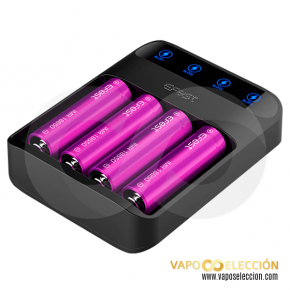 CHARGER EFEST LUSH Q4   EFEST  * NICOTINE-FREE PRODUCT * 