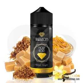 ELIQUID HOLY GOLD 100ML | PARAGON ELIQUIDS |* PRODUCT WITHOUT NICOTINE *|