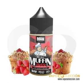 FLAVOUR MINI MUFFIN MAN 30ML | ONE HIT WONDER |* PRODUCT WITHOUT NICOTINE *|