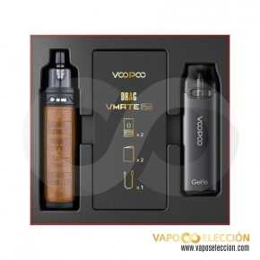 PACK DRAG X + VMATE POD LIMITED EDITION RETRO | VOOPOO |* PRODUCT WITHOUT NICOTINE *|