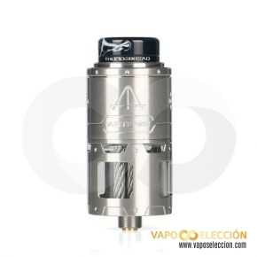 ARTEMIS RDTA 24MM SILVER | THUNDERHEAD |* PRODUCT WITHOUT NICOTINE *|