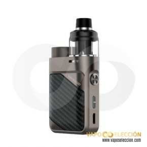 SWAG PX80 KIT 80W BRICK BLACK | VAPORESSO |* NICOTINE FREE PRODUCT *|