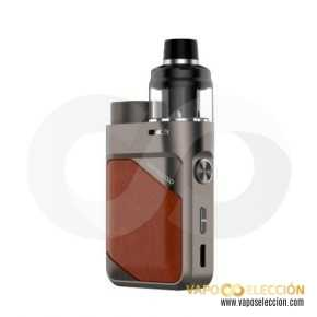 SWAG PX80 KIT 80W LEATHER BROWN | VAPORESSO |* NICOTINE FREE PRODUCT *|
