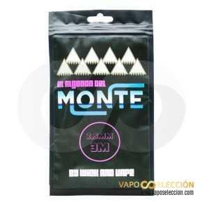 THE COTTON MOUNT FORMAT 2.5MM | MONTE COILS