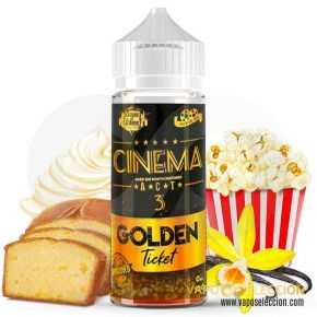 LIQUID CINEMA ACT 3 RESERVE 100ML | CLOUDS OF ICARUS |* NICOTINE-FREE PRODUCT *|