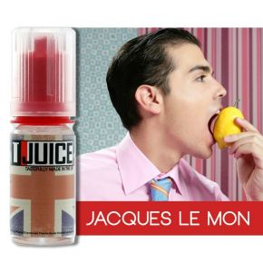 FLAVOUR JACQUES LEMON 30ML | T-JUICE